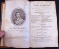 JOHN FARLEY: THE LONDON ART OF COOKERY..., London for Scatcherd & Letterman et al, 1807, 11th
