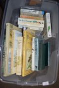 BOX OF BOOKS, SOME ORNITHOLOGY INTEREST
