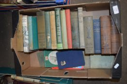 BOX OF BOOKS, SOME FISHING INTEREST