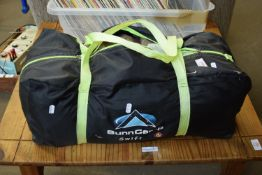 BAG CONTAINING A TENT