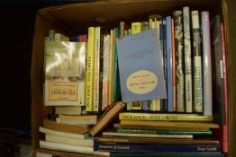 BOX OF MIXED BOOKS, VARIOUS