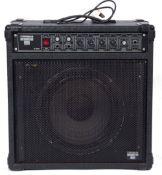 Torque T50K amplifier.