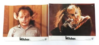 The Witches (1990) posters (2), 25 x 20cm