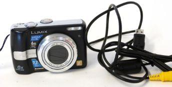Lumix DMC-LZ6 digital camera plus leads