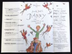 Danny, Champion of the World poster