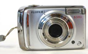 Fujifilm Finepix A800 digital camera and manual
