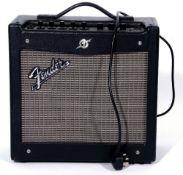Fender Mustang Amplifier.
