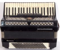 Royal Standard 'Montana' German accordion.