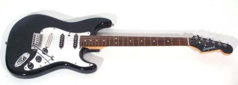 Legend: 'Vintage Quality and Performance' Stratocaster-style guitar featuring Seymour Duncan