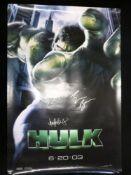 Hulk (2003) poster