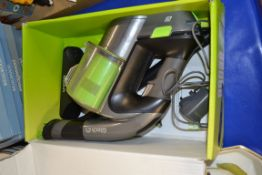 GTECH SMALL HAND HELD VACUUM CLEANER