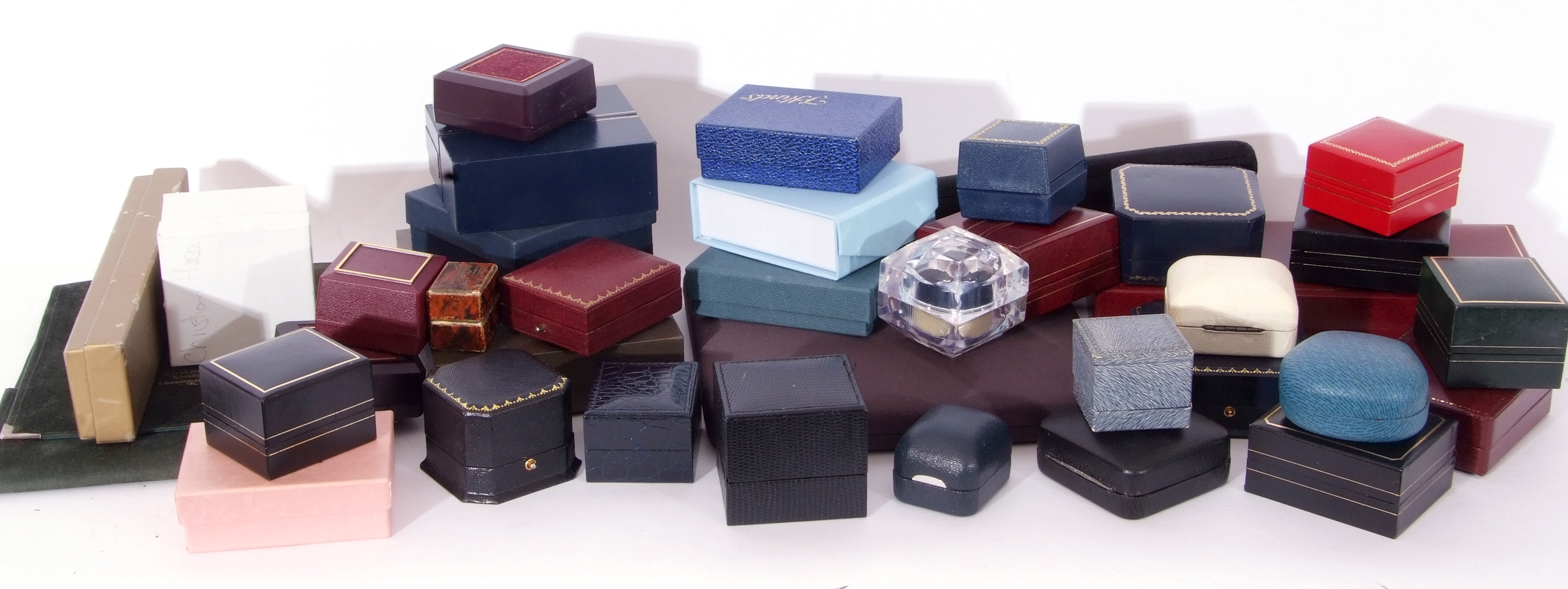 Quantity of jewellery boxes (void) - Image 2 of 2