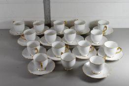 PART TEA SET BY ROSTIN CHINA