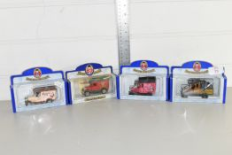 MODEL VEHICLE COLLECTION MADE FOR THE CO-OP PLUS OTHER MODEL CARS