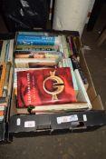 BOX OF MIXED BOOKS
