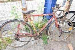 BSA Javelin Racer Bike