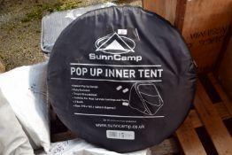 SUN CAMP POP UP INNER TENT