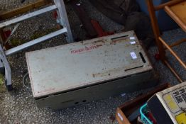TWO TOOLBOXES CONTAINING VARIOUS TOOL PARTS