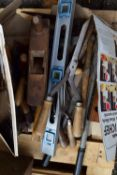 BOXED QTY OF WORKING TOOLS