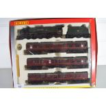 """Boxed Hornby 00 gauge """"The Lakes Express"""" set"""