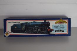 "Boxed Bachmann 00 gauge 31-156 Jubilee ""Invincible"" BR green No 45716 locomotive"