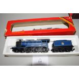 Boxed Hornby 00 gauge locomotive No 61525 (possibly incorrect box)