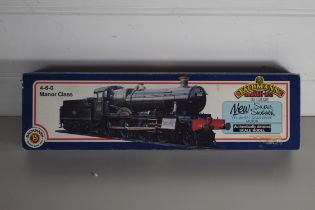 "Boxed Bachmann 00 gauge 31-302 4-6-0 Manor Class ""Hook Norton Manor"" No 7823 locomotive"