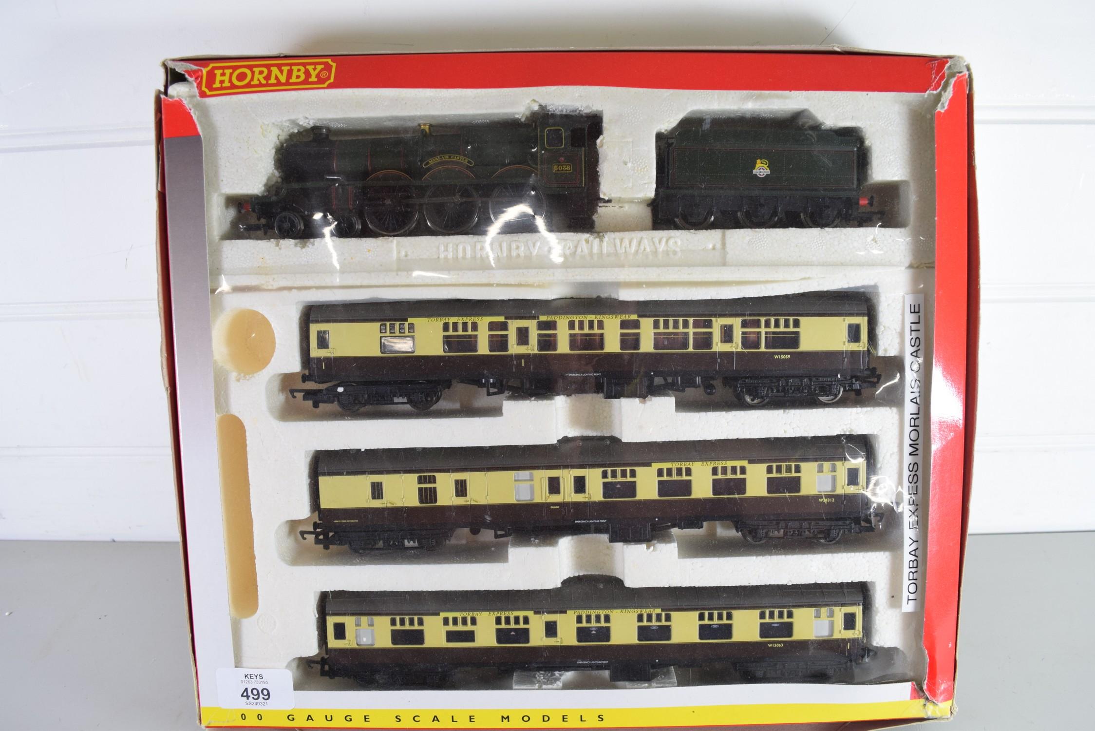 "Boxed Hornby 00 gauge ""The Torbay Express"" set"
