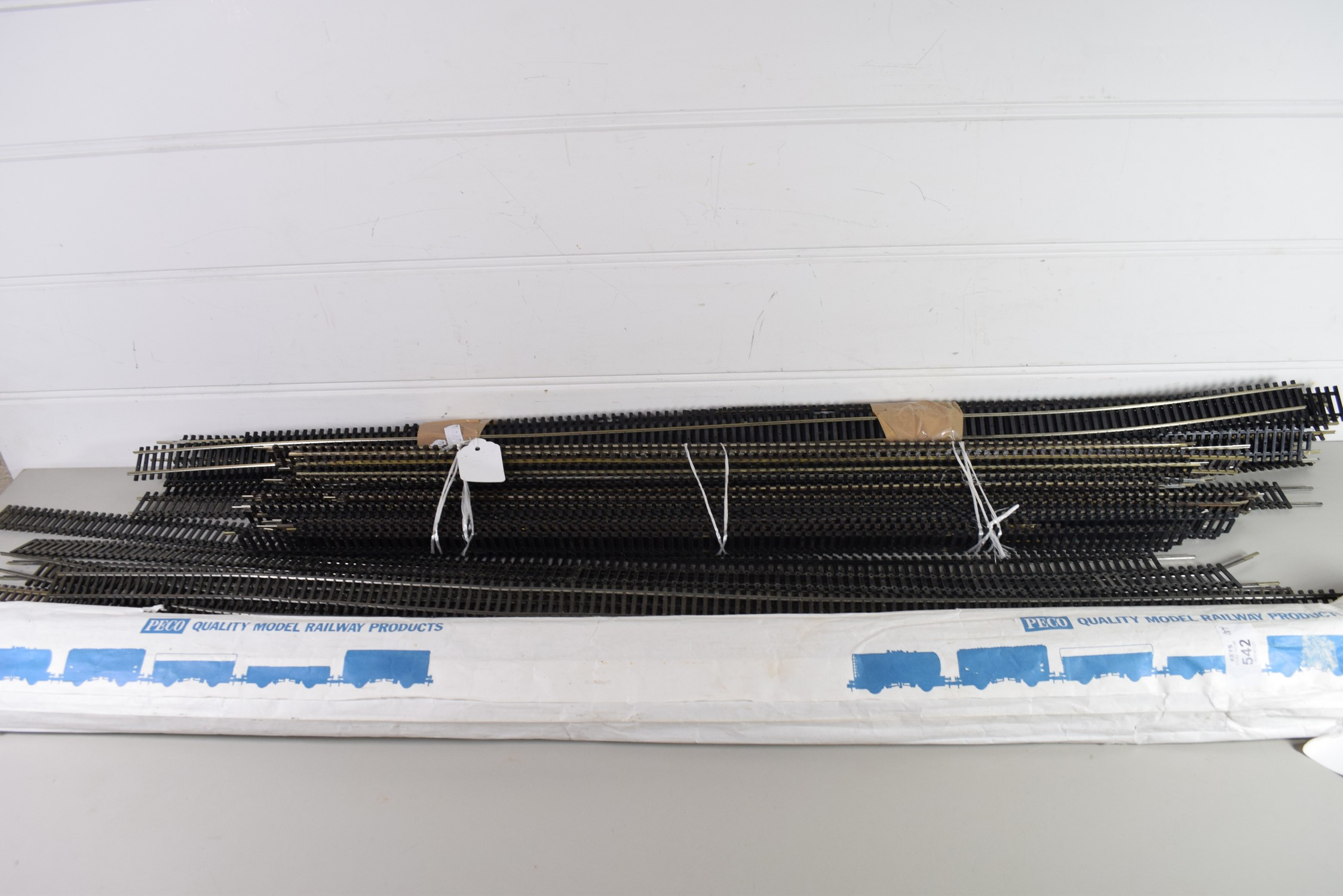 Quantity of 00 gauge track, some by Pico