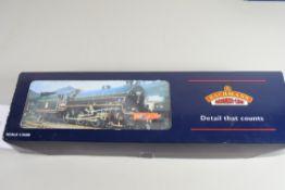 "Boxed Bachmann 00 gauge 31-706 B1 ""Roe deer"" LNER lined black (w/o generator) No 1040 locomotive"