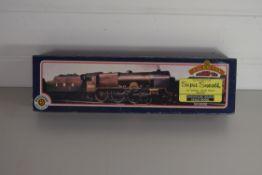 "Boxed Bachmann 00 gauge 31-278 Royal Scot ""Manchester Regiment"" BR green No 46148 locomotive"