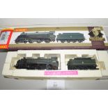 "Boxed Hornby 00 gauge R2905 BR 4-6-0 Class N15 ""Sir Meliagrance"" locomotive No 30452"