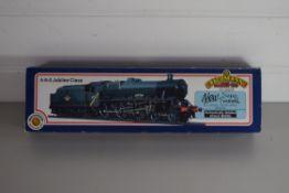 Boxed Bachmann 00 gauge 31.152 4-6-0 Jubilee Class No 45568 locomotive