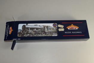 "Boxed Bachmann 00 gauge 31-175 Jubilee Class ""Hong Kong"" Stanier tender BR green/early emblem No"
