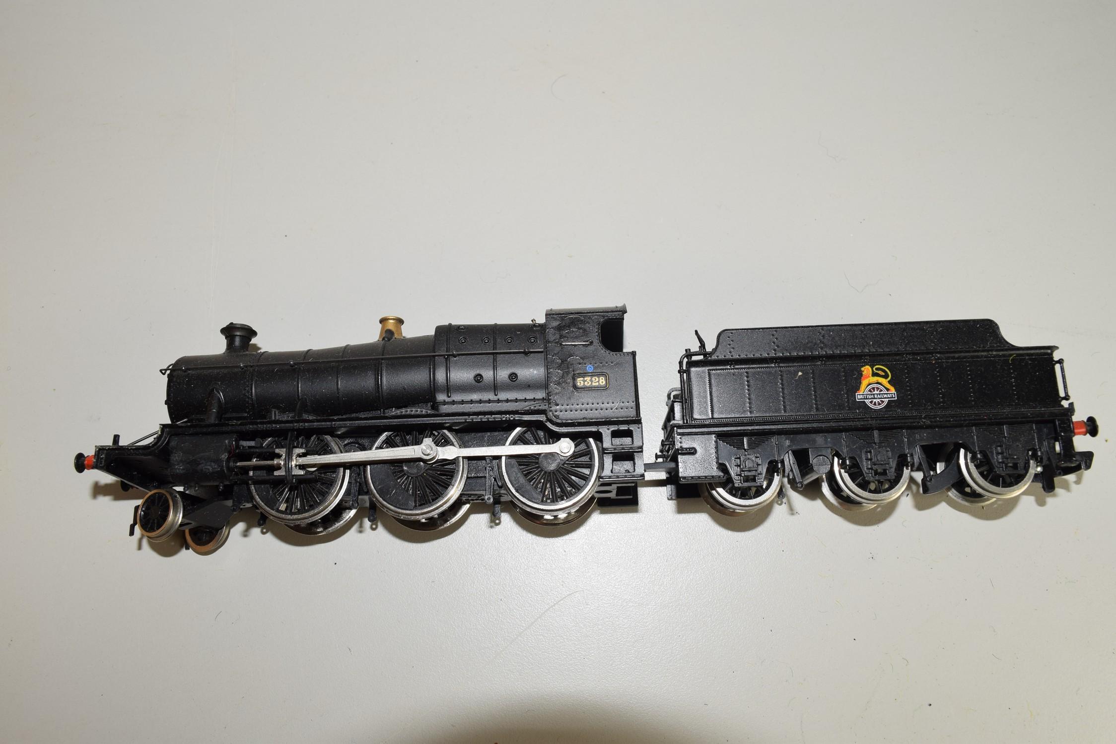 Unboxed Mainline 00 gauge locomotive no 5328