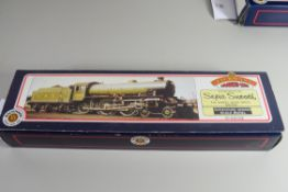 """Boxed Bachmann 00 gauge 31-703 B1 """"Wildebeest"""" BR lined black """"non-electric generator"""", late crest"""