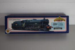 Boxed Bachmann 00 gauge 31.153 4-6-0 Jubilee Class No 45596 locomotive
