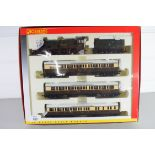 """Boxed Hornby 00 gauge """"The Cambrian Coast Express"""" set"""