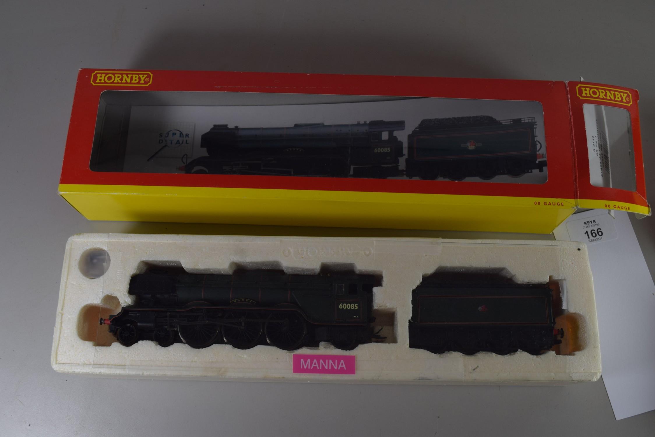 Boxed Hornby 00 gauge R2152 BR 4-6-2 Class 03 locomotive No 60085