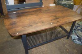 MODERN COFFEE TABLE, 60 X 110CM X 45CM