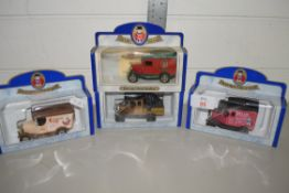 SMALL QTY OF DINKY TOYS BY OXFORD DIE-CAST TOYS