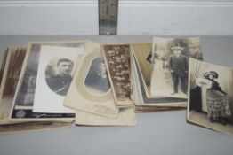 QTY OF VICTORIAN PHOTOGRAPHS