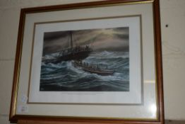PRINTS OF CROMER LIFEBOAT RESCUES