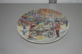 QTY OF DAVENPORT COLLECTORS PLATES IN ORIGINAL BOXES