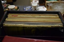 CASE OF 33RPM RECORDS, MOSTLY CLASSICAL AND EASY LISTENING