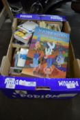 BOX CONTAINING MIXED BOOKS INCLUDING CHILDRENS