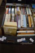 BOX CONTAINING MIXED BOOKS, NOVELS ETC