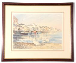"""After Jenny Holland, ltd ed Print, """"Douglas"""", no 128/850 and signed in pencil to margin"""