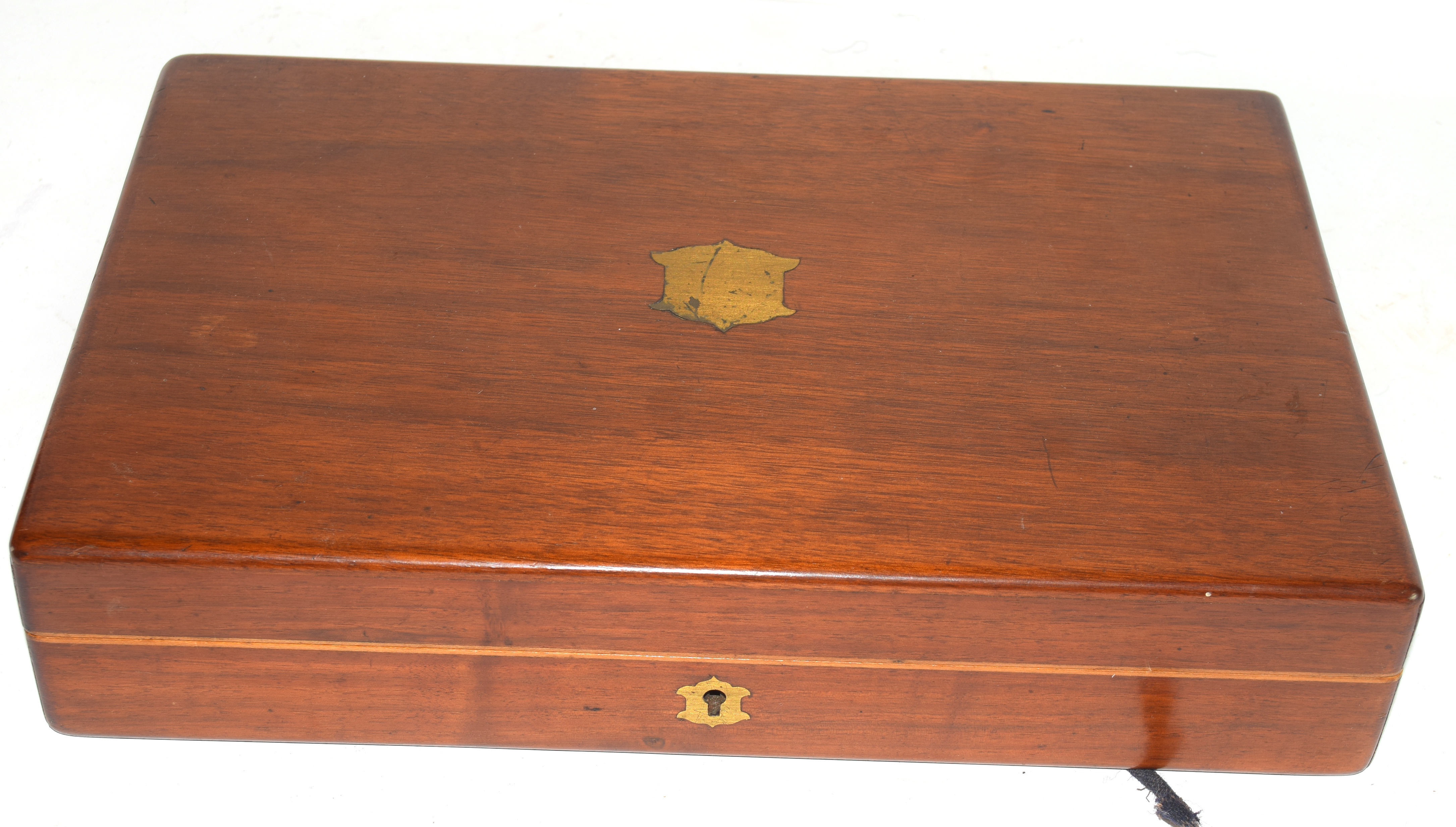 Wooden bagatelle game with silver balls, together with a 1930s child's money box - Image 5 of 5