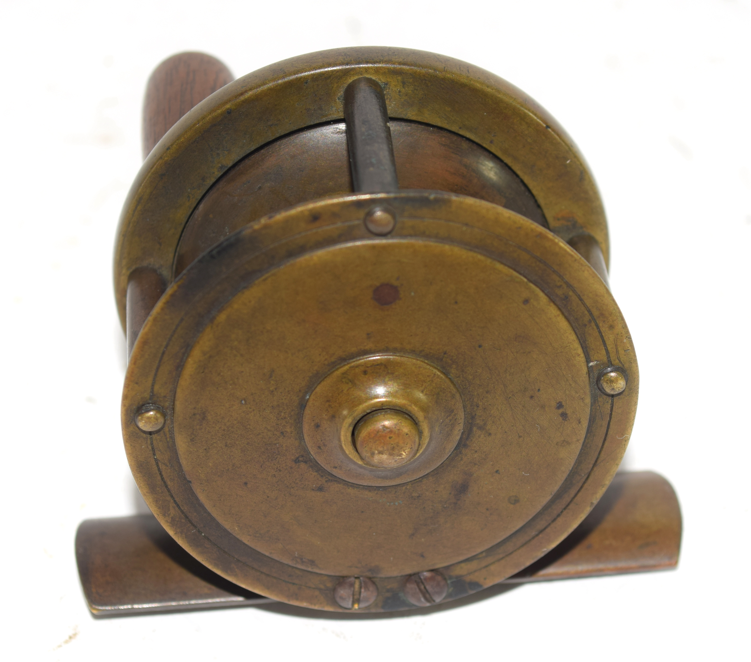 Small reel manufactured by Hogg Edinburgh - Image 5 of 5